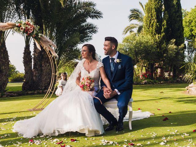 La boda de Edgar y Elena en Alacant/alicante, Alicante 32