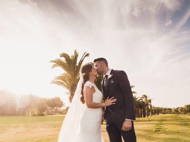 La boda de Edgar y Elena en Elx/elche, Alicante 2