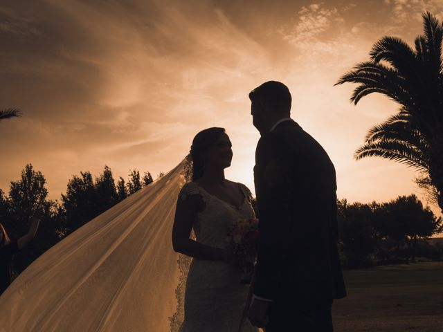 La boda de Edgar y Elena en Elx/elche, Alicante 35