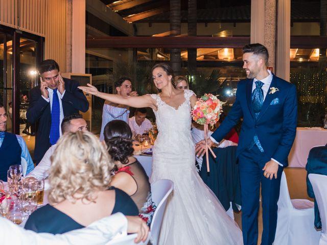 La boda de Edgar y Elena en Alacant/alicante, Alicante 38