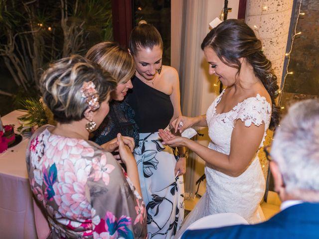 La boda de Edgar y Elena en Alacant/alicante, Alicante 42