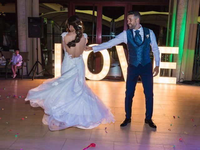 La boda de Edgar y Elena en Alacant/alicante, Alicante 43
