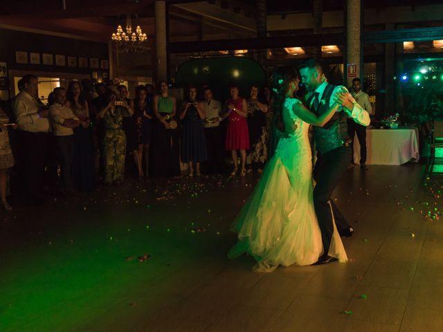 La boda de Edgar y Elena en Alacant/alicante, Alicante 45