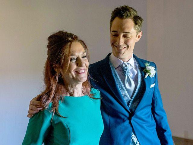 La boda de Fernando y Andrea en Siguenza, Guadalajara 8