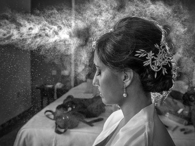 La boda de Fernando y Andrea en Siguenza, Guadalajara 18