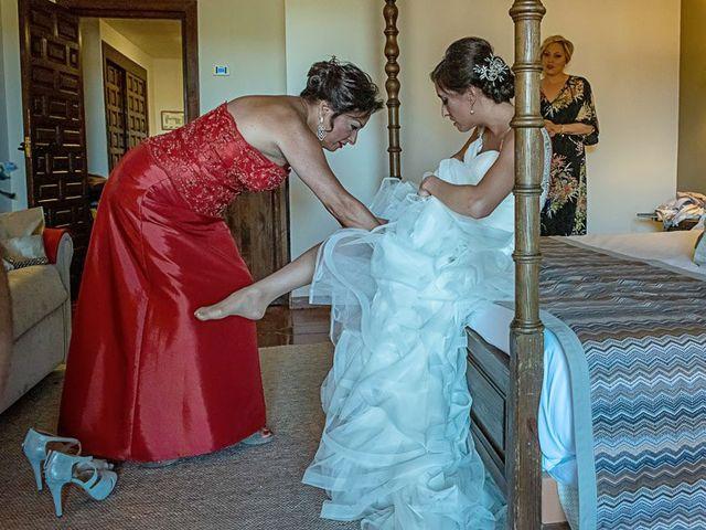 La boda de Fernando y Andrea en Siguenza, Guadalajara 23