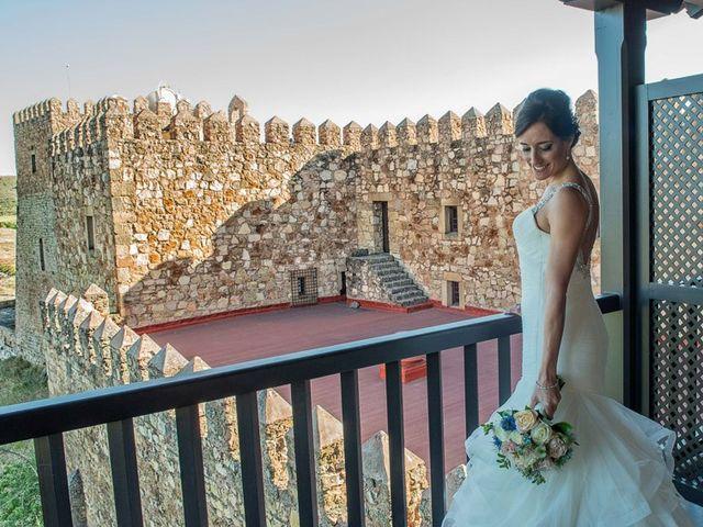 La boda de Fernando y Andrea en Siguenza, Guadalajara 27