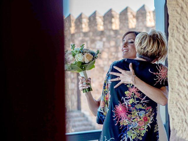 La boda de Fernando y Andrea en Siguenza, Guadalajara 29