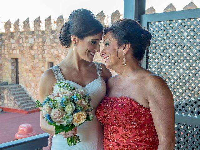 La boda de Fernando y Andrea en Siguenza, Guadalajara 30