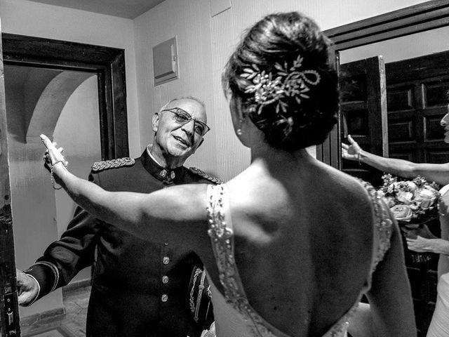 La boda de Fernando y Andrea en Siguenza, Guadalajara 33