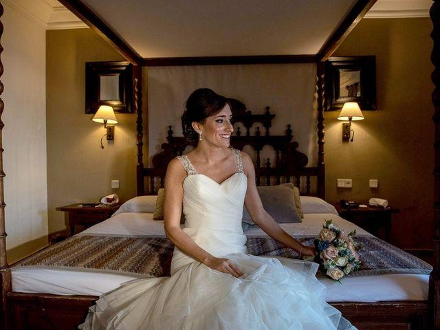 La boda de Fernando y Andrea en Siguenza, Guadalajara 34