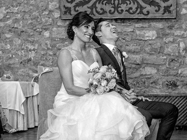 La boda de Fernando y Andrea en Siguenza, Guadalajara 40