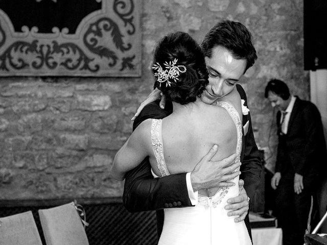 La boda de Fernando y Andrea en Siguenza, Guadalajara 41