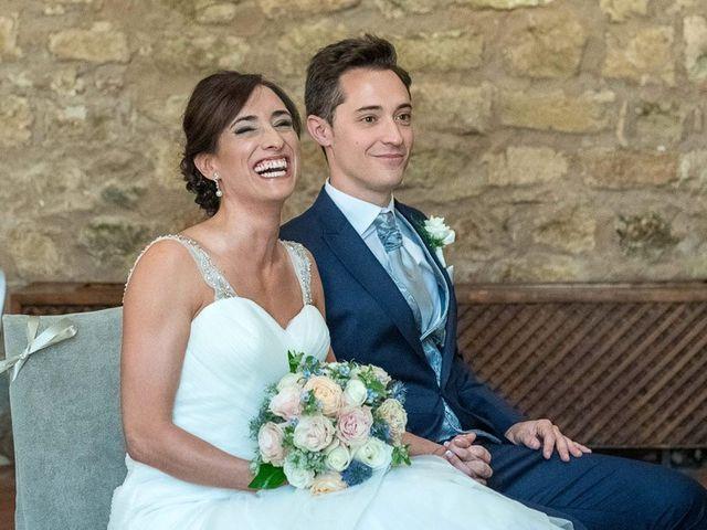 La boda de Fernando y Andrea en Siguenza, Guadalajara 45