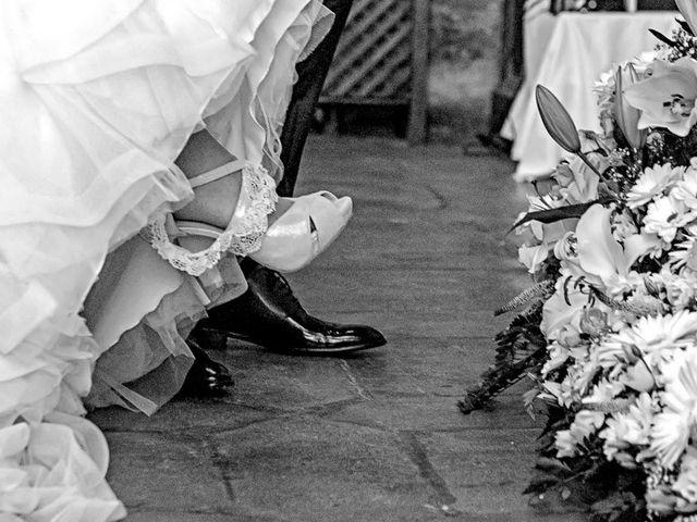 La boda de Fernando y Andrea en Siguenza, Guadalajara 46