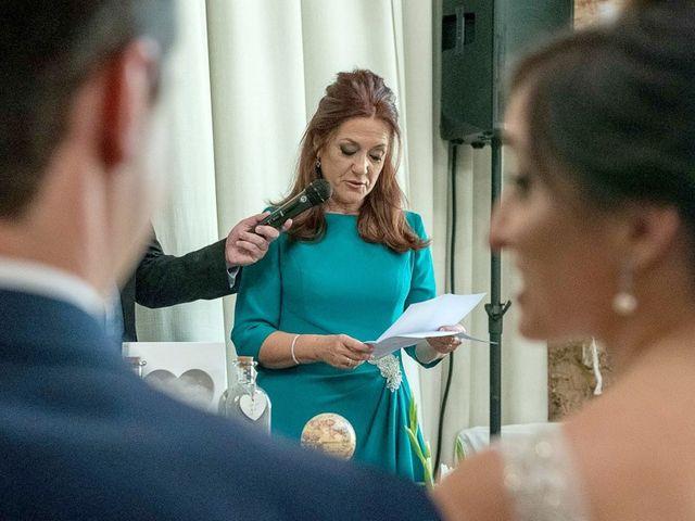 La boda de Fernando y Andrea en Siguenza, Guadalajara 47