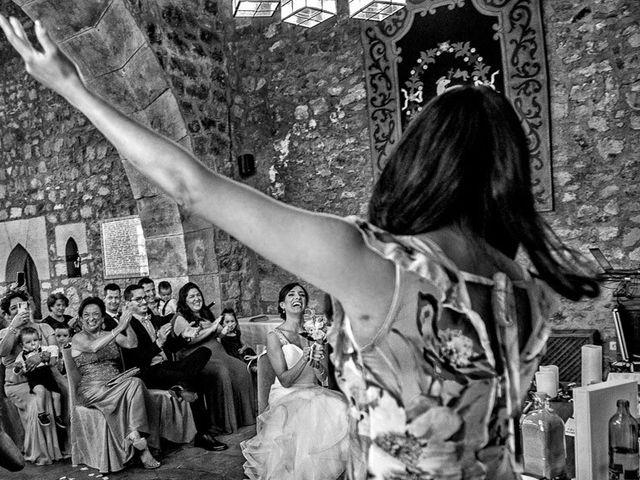 La boda de Fernando y Andrea en Siguenza, Guadalajara 50