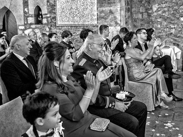 La boda de Fernando y Andrea en Siguenza, Guadalajara 51