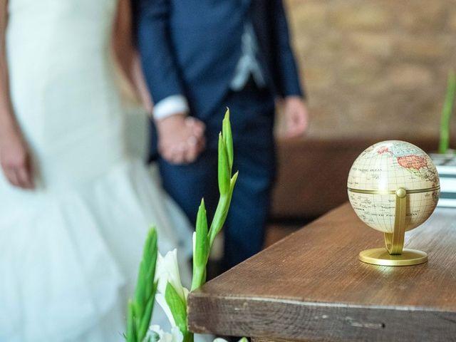 La boda de Fernando y Andrea en Siguenza, Guadalajara 52