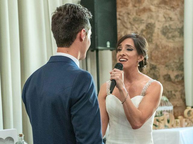 La boda de Fernando y Andrea en Siguenza, Guadalajara 54