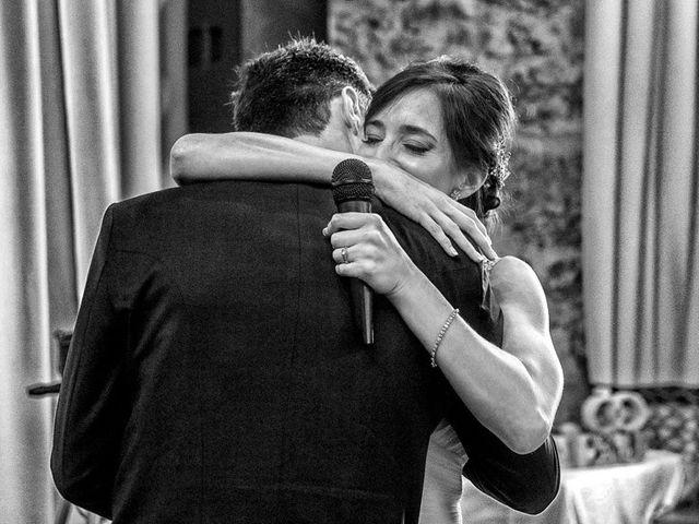 La boda de Fernando y Andrea en Siguenza, Guadalajara 55