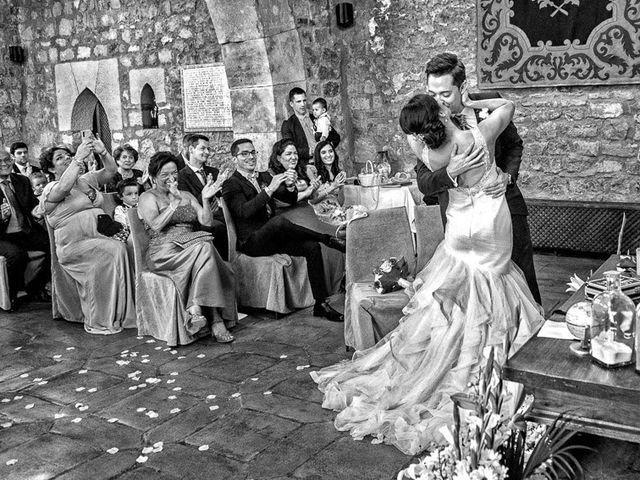 La boda de Fernando y Andrea en Siguenza, Guadalajara 57