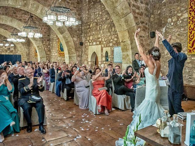 La boda de Fernando y Andrea en Siguenza, Guadalajara 58