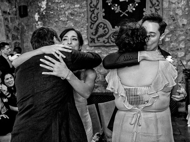 La boda de Fernando y Andrea en Siguenza, Guadalajara 59