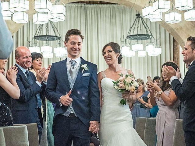 La boda de Fernando y Andrea en Siguenza, Guadalajara 60