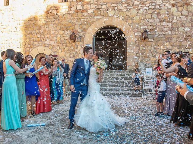 La boda de Fernando y Andrea en Siguenza, Guadalajara 62