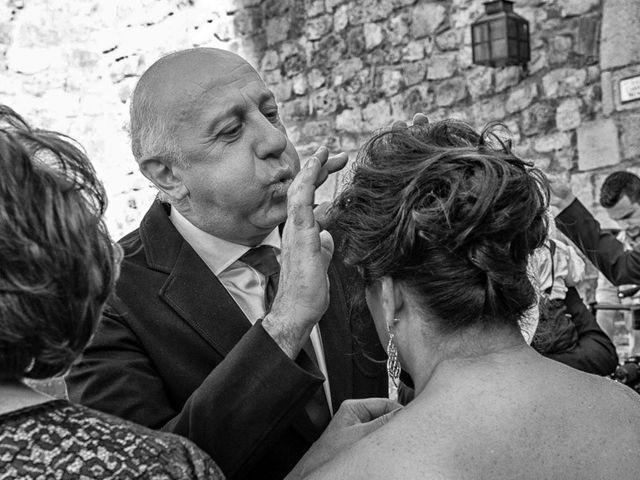 La boda de Fernando y Andrea en Siguenza, Guadalajara 63