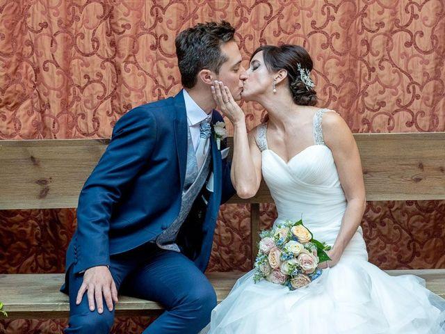 La boda de Fernando y Andrea en Siguenza, Guadalajara 65