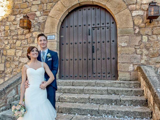 La boda de Fernando y Andrea en Siguenza, Guadalajara 66