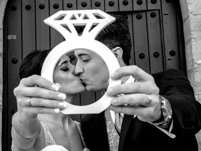La boda de Fernando y Andrea en Siguenza, Guadalajara 68