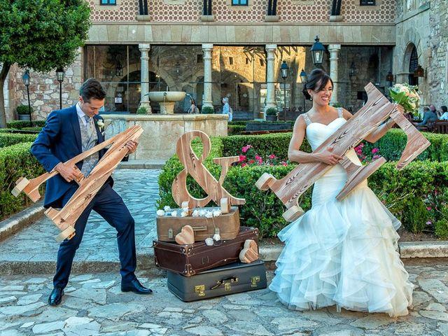 La boda de Fernando y Andrea en Siguenza, Guadalajara 70