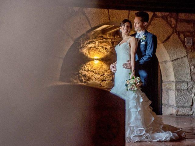 La boda de Fernando y Andrea en Siguenza, Guadalajara 72