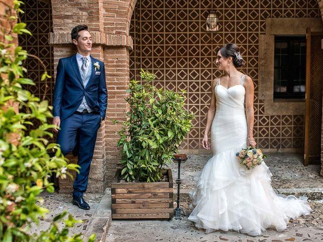 La boda de Fernando y Andrea en Siguenza, Guadalajara 73