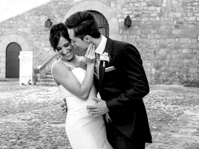 La boda de Fernando y Andrea en Siguenza, Guadalajara 74