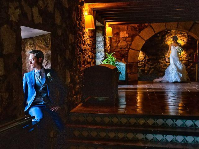 La boda de Fernando y Andrea en Siguenza, Guadalajara 75