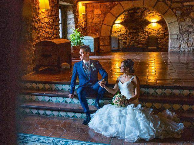 La boda de Fernando y Andrea en Siguenza, Guadalajara 76