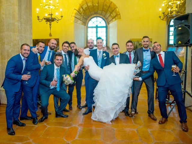 La boda de Fernando y Andrea en Siguenza, Guadalajara 78