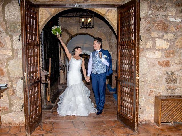La boda de Fernando y Andrea en Siguenza, Guadalajara 79