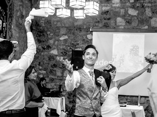 La boda de Fernando y Andrea en Siguenza, Guadalajara 86