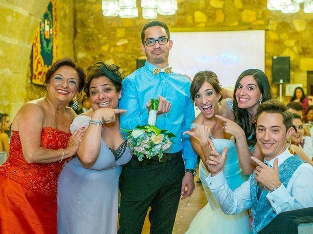 La boda de Fernando y Andrea en Siguenza, Guadalajara 89