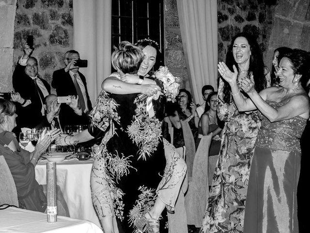La boda de Fernando y Andrea en Siguenza, Guadalajara 91