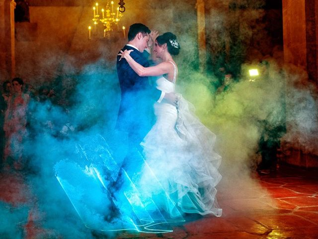 La boda de Fernando y Andrea en Siguenza, Guadalajara 95