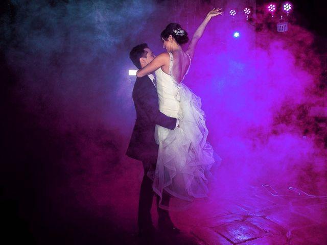 La boda de Fernando y Andrea en Siguenza, Guadalajara 96