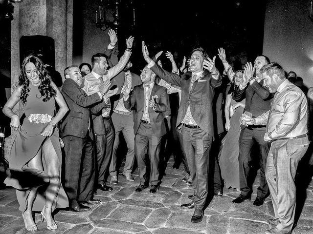 La boda de Fernando y Andrea en Siguenza, Guadalajara 98