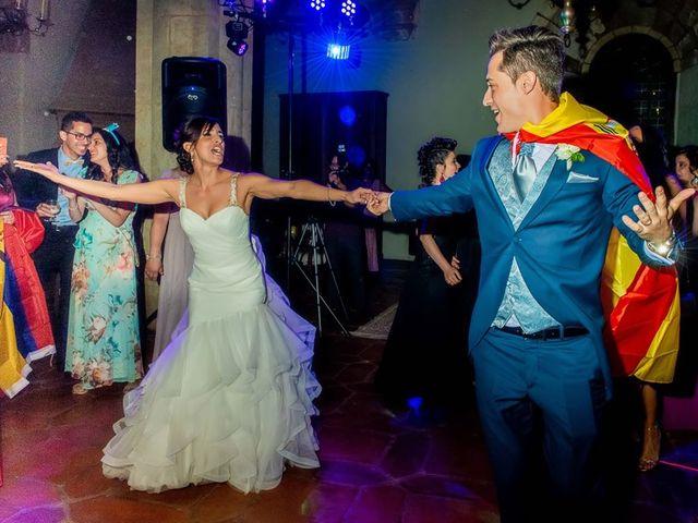 La boda de Fernando y Andrea en Siguenza, Guadalajara 101