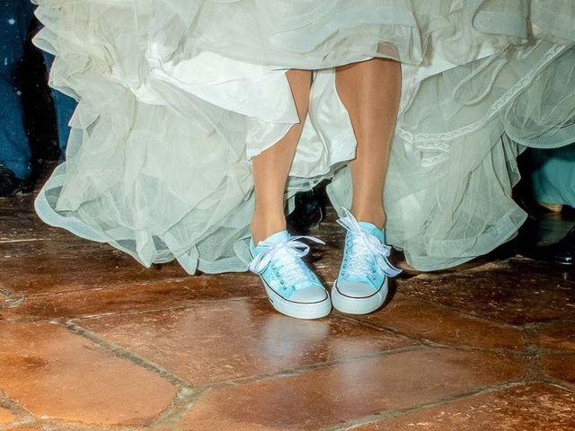 La boda de Fernando y Andrea en Siguenza, Guadalajara 107